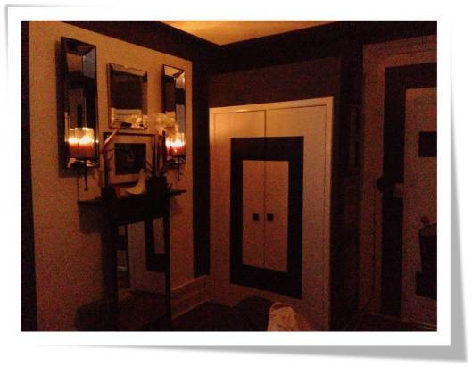 MIchael Raun Home Interior design and Decorating: Candle light room