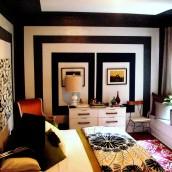 Michael Raun Home Interior design and Decorating:Harlem bedrom Makeover